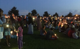 Vero Beach Honors Orlando Victims